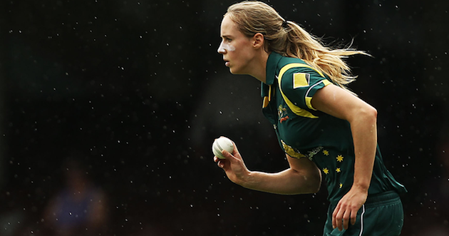 Ellyse Perry. Credit: Getty Images